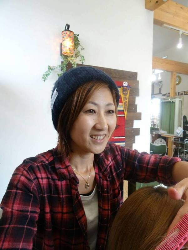 塚田 梨恵子(塚ちょん)
