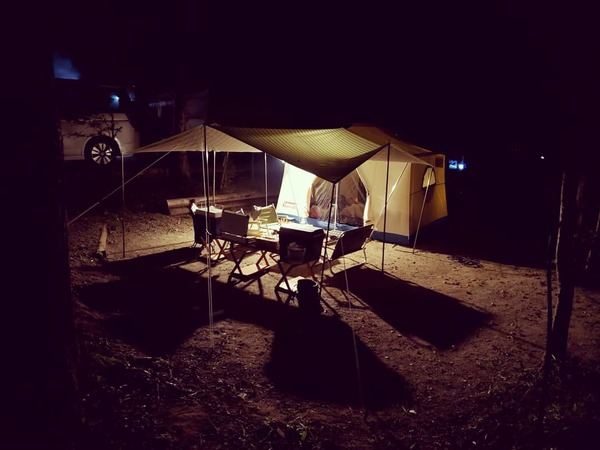 父子キャンプ2